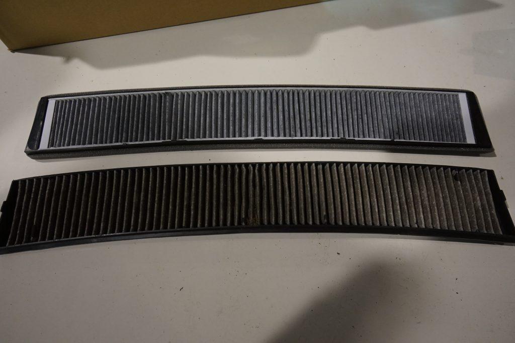 BMW エアコンフィルター
