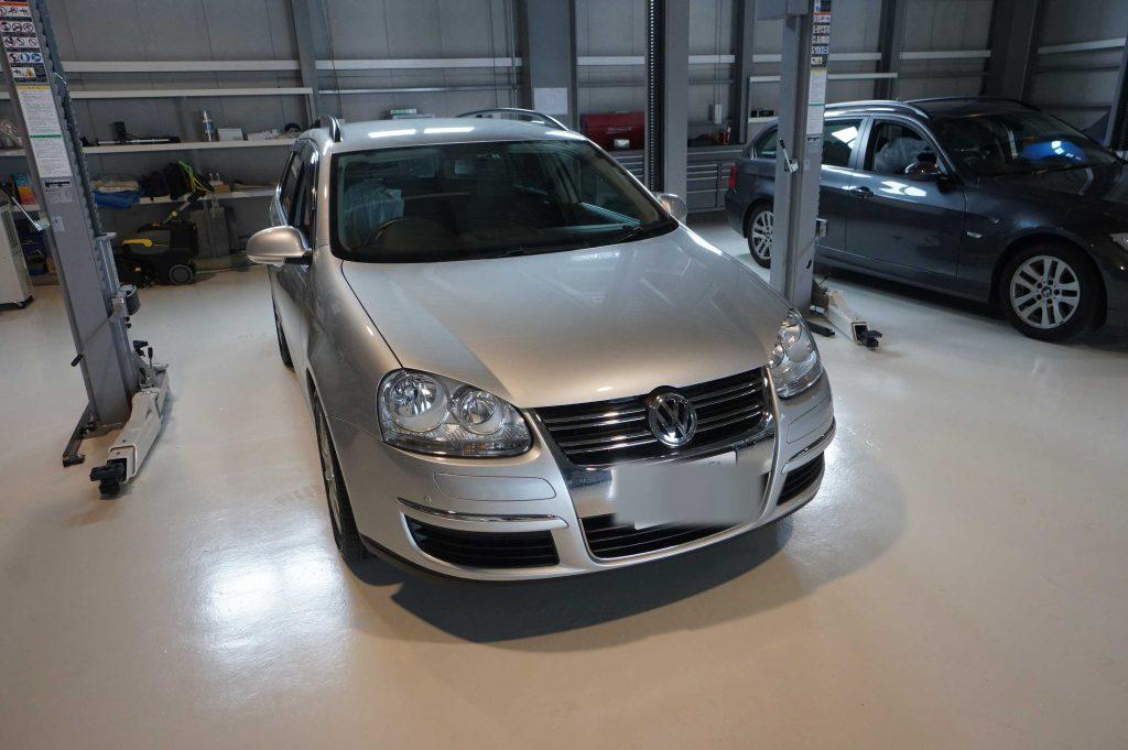 VW ゴルフヴァリアント ABS修理 2017/8/22 愛知県からご来店