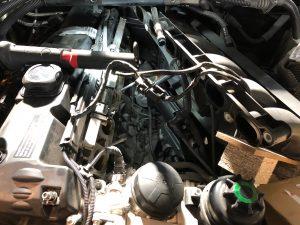 BMW X3 セルモーター