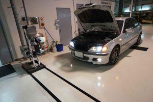 BMW E46 車検
