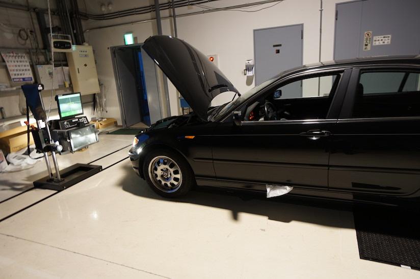 BMW E46 車検整備
