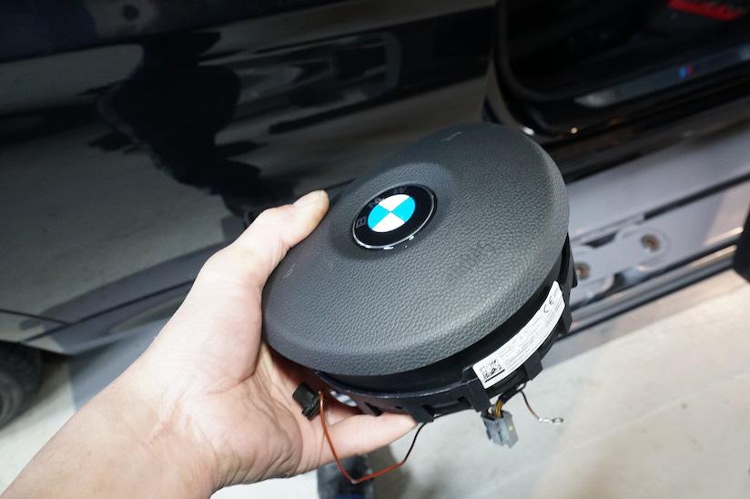 BMW エアバック